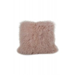 Blush Tibetan Lamb - Pillow