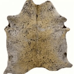 Tan Distressed Cowhide