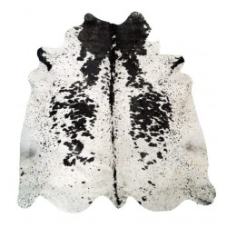 Black and White S&P Cowhide