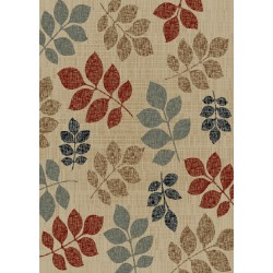 Leaves of Color Rugs