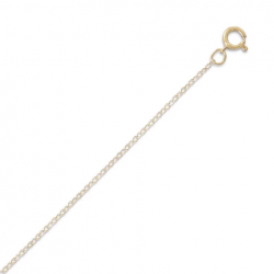 14/20 Gold Filled Cable Chain Necklace (1.5mm)