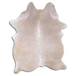 Light Champagne Cowhide