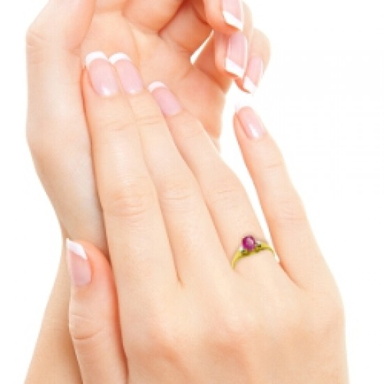 0.76 Carat 14K Solid Yellow Gold Dreams Don't Recede Pink Topaz Diamond Ring