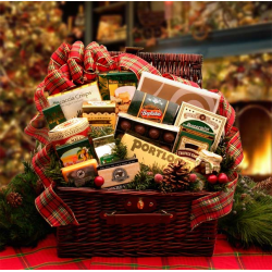 Home & Hearth Fireside Holiday Hamper