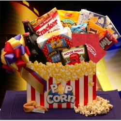 Movie Night Mania Blockbuster Gift Box
