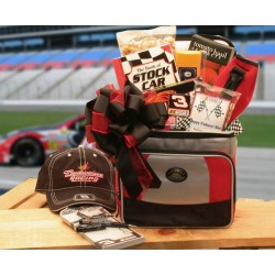 And The Race Is On Nascar Lovers Gift Chest (Large)
