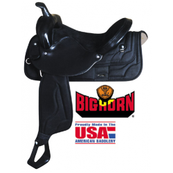 Big Horn Synthetic Saddles-A00175
