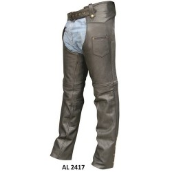 Plain chaps by Alltate Leather