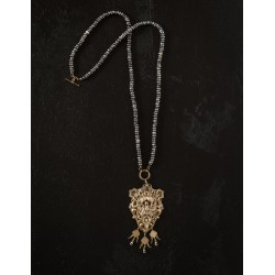 WS The Bee Charmer Necklace